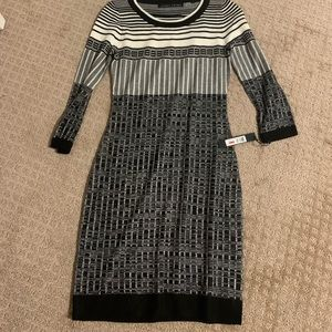 NWT Ivanka Trump Sweater Dress